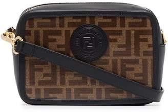 ... Fendi FF logo camera cross-body bag 8481d88712