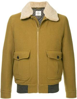 Kent & Curwen military bomber jacket