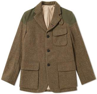 Nigel Cabourn Authentic Mallory Jacket