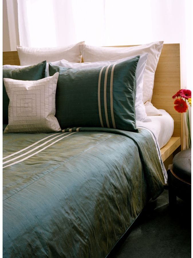 Stripe Duvet by Jiti Bedding
