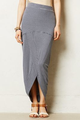 Bordeaux Pembroke Maxi Skirt