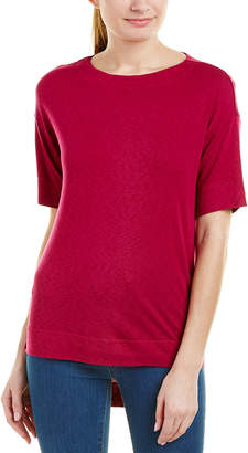 Three Dots High-Low T-Shirt
