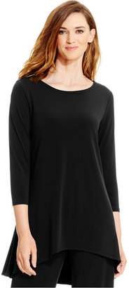 Alfani Jersey High-Low Tunic, Only at Macy's $59.50 thestylecure.com