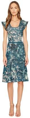 M Missoni Petal Jacquard Dress Women's Dress