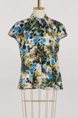 Erdem Fiana sleeveless top