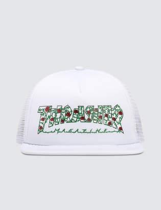 Thrasher Roses Mesh Hat