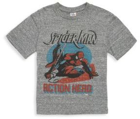 Junk Food Toddler's, Little Boy's, & Boy's Spiderman Tee