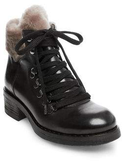 7ef1e6e94db Steve Madden Steven by Paloma Leather and Faux Fur Boots