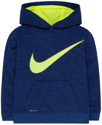 Nike Boys 4-7 Therma-FIT Fleece Space-Dyed Hoodie