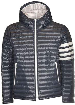 Thom Browne Quilted Zipped Jacket