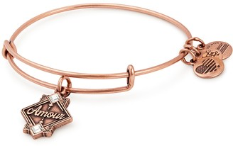 Alex and Ani Amour Bangle