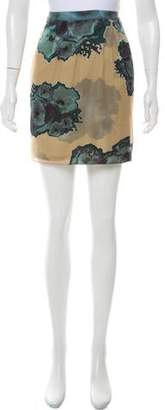 Timo Weiland Abstract Mini Skirt