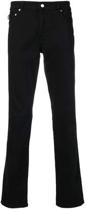 Love Moschino straight-leg fitted jeans