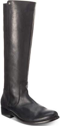 Frye Women's Melissa Stud Back-Zip Boots