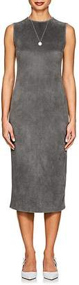 Giorgio Armani Women's Body-Con Midi-Dress - Gray