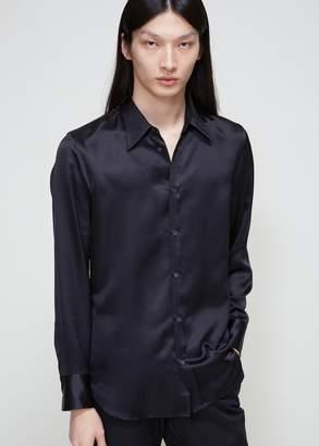 Maison Margiela Silk Slim Fit Shirt
