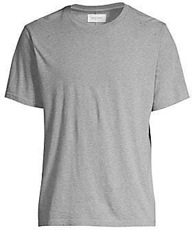 Ovadia & Sons Ovadia& Sons Ovadia& Sons Men's Distressed T-Shirt