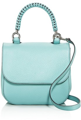 Max Mara Braided Small Leather Satchel $1,040 thestylecure.com