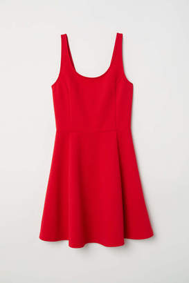 H&M Sleeveless Jersey Dress