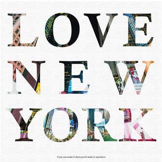 ArtDeli LOVE NEW YORK アートパネル m