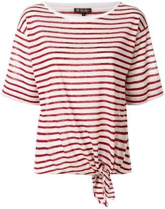 Loro Piana striped T-shirt