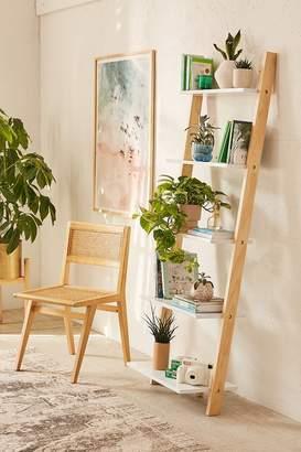 Leaning Book Shelf