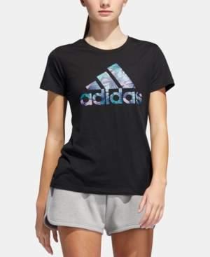 adidas Printed-Logo T-Shirt