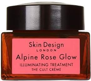 Skin Design London Alpine Rose Glow Illuminating Treatment Crème