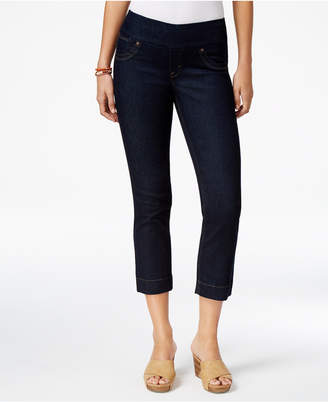 Style & Co Pull-On Capri Jeans, Created for Macy's $49 thestylecure.com
