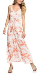 Roxy Hot Summer Lands Print Maxi Dress