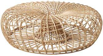 Nest Large Ottoman - Natural - Cane-line