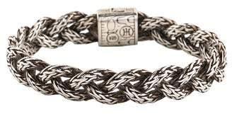 John Hardy Classic Braided Chain Bracelet