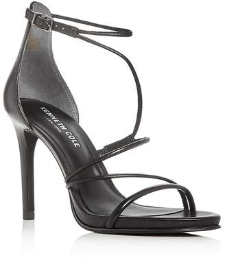Kenneth Cole Bryanna Strappy High Heel Sandals $150 thestylecure.com