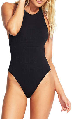 Seafolly Your Type Neck Maillot