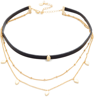 Jules Smith Theo Necklace $75 thestylecure.com