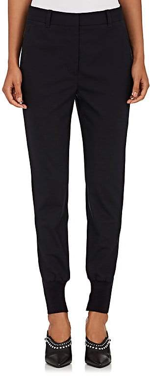 Women's Wool-Blend Jogger Pants