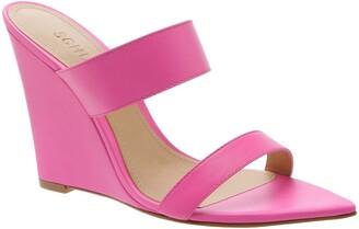 Schutz Soraya Wedge Slide Sandal