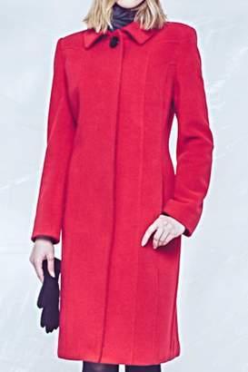 Andrea Martiny Red Coat