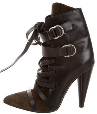 Isabel MarantIsabel Marant Lace-Up Ankle Boots