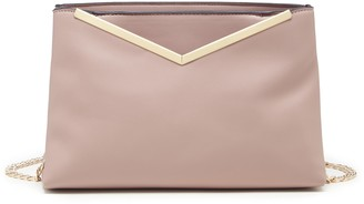 Sole Society JHill Faux Leather Crossbody Bag