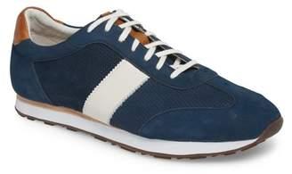 Johnston & Murphy Malek Perforated Low Top Sneaker (Men)