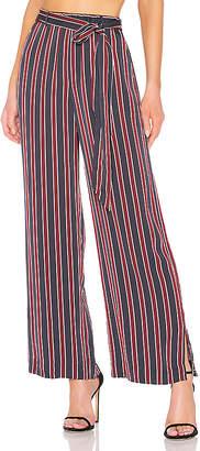 Frame SIDE SLIT パンツ