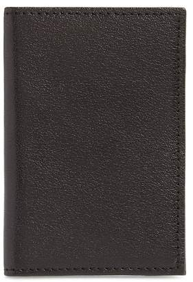 Nordstrom Landon Leather Flip Card Case