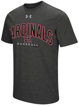 Under Armour Men's St. Louis Cardinals Reflec Arch T-Shirt