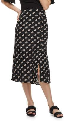 K Lab k/lab Polka-Dot Midi Skirt