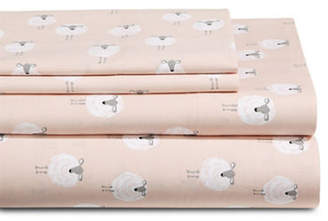 Martha Stewart Whim 200 PR Cotton Four-Piece Sheet Set
