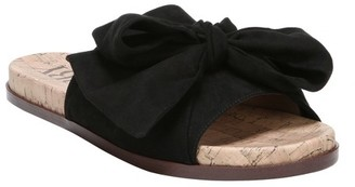 Sam & Libby Women's Sam & Libby Neveda Slide Sandals with a Bow $24.99 thestylecure.com