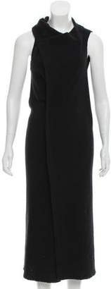 Isabel Marant Wool Longline Vest