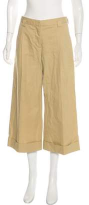 3.1 Phillip Lim Mid-Rise Cropped Culottes