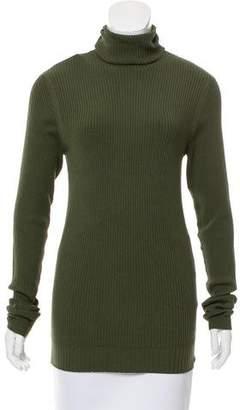 Trademark Rib Knit Turtleneck Sweater